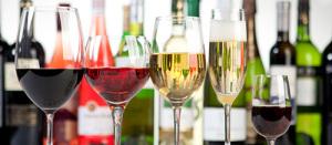 Olika sorters vin
